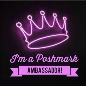 Hooray! I'm a Posh Ambassador!!! 🥳🎉🥳🎉🥳🎉